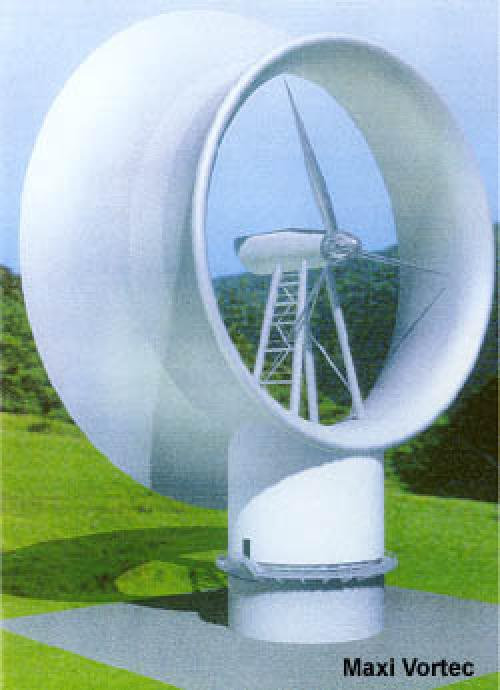 Information About Diffusor Windsystems